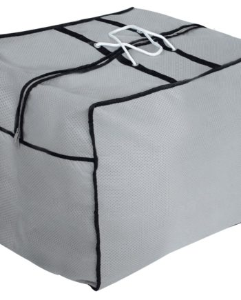 eurotrail draagtas loungekussens sfs 90 x 90 x 60 grijs