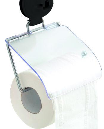 eurotrail toiletrolhouder met zuignap